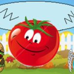 Angry flappy tomato