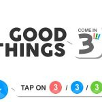 Good things come in 3