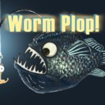 Worm Plop! catches fishes